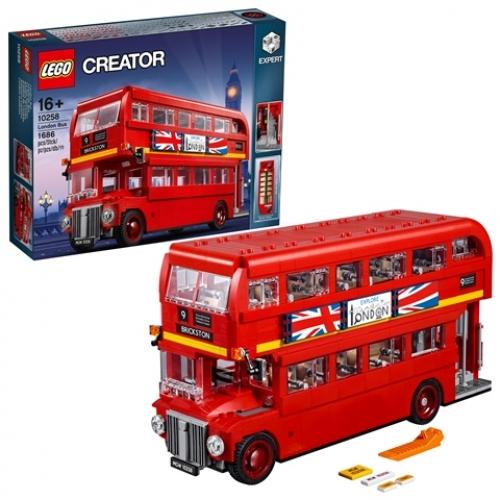 LEGO 10258 CREATOR - Londoner Bus