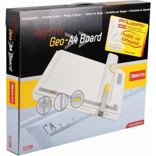 """Aristo  AR7044 Zeichenplatte A4, """"GEO-A4 Board"""""""