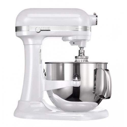 KITCHENAID Artisan Küchenmaschine 6,9 L Frosted Pearl