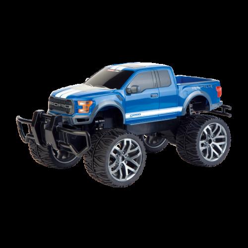 CARRERA 2,4GHz Ford F-150 Raptor, blue