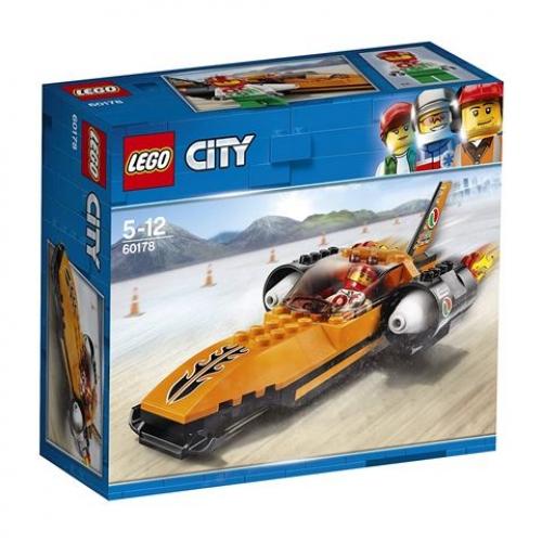 LEGO 60178  CITY - Raketenauto