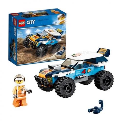 LEGO 60218 CITY - Wüsten-Rennwagen