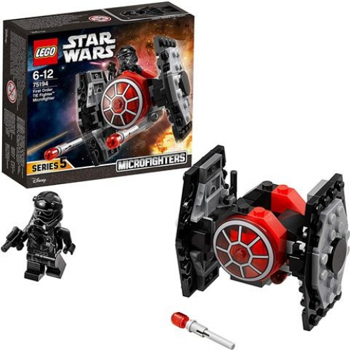 Lego 75194 Star Wars -  First Order TIE™ Fighter Microfighter