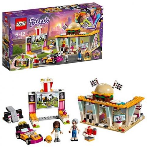 LEGO 41349 Friends - Burgerladen