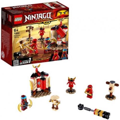 LEGO 70680 Ninjago - Ninja Tempeltraining