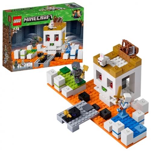 LEGO 21145 Minecraft - Die Totenkopfarena