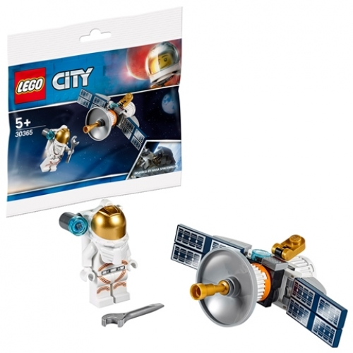LEGO 30365 City -  Raumfahrtsatellit