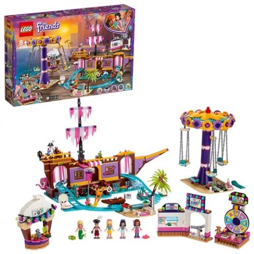 LEGO 41375 Friends - Vergnügungspark von Heartlake City