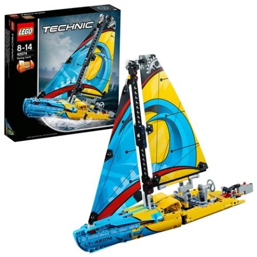 LEGO 42074 TECHNIC -  Rennyacht
