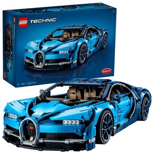 LEGO 42083 TECHNIC - Bugatti Chiron