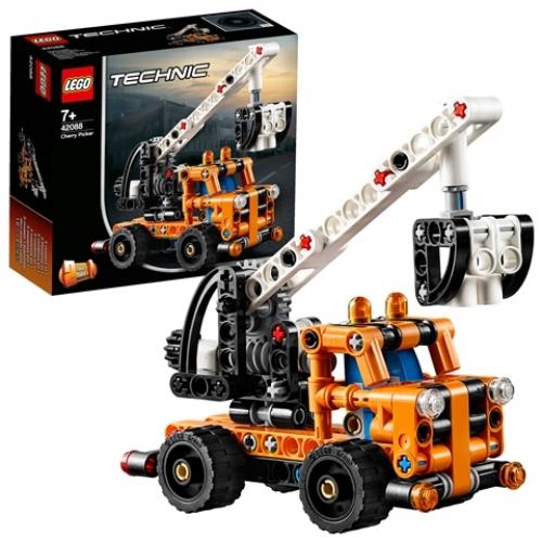 LEGO 42088 Technic - Hubarbeitsbühne