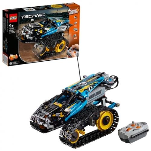 LEGO 42095 TECHNIC - Ferngesteuerter Stunt-Racer