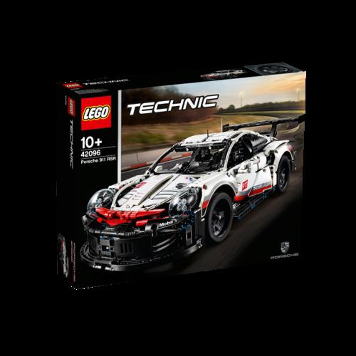 LEGO 42096 TECHNIC - Porsche 911 RSR
