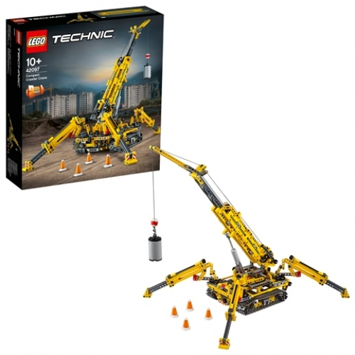LEGO 42097 Technic - Spinnen-Kran