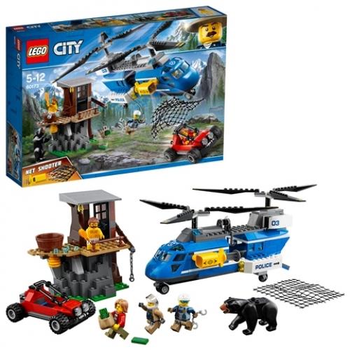 LEGO 60173 City - Festnahme in den Bergen