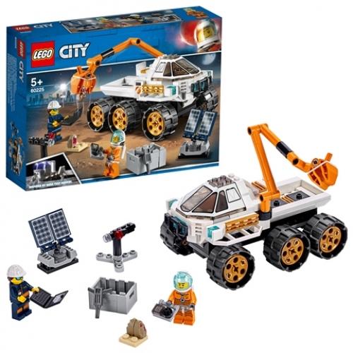LEGO 60225 City -  Rover-Testfahrt