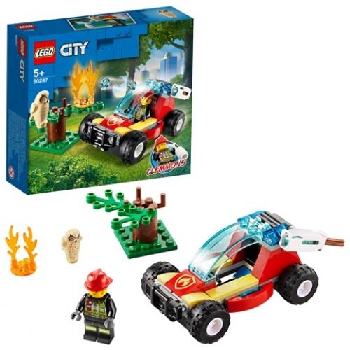 LEGO 60247 City - Waldbrand