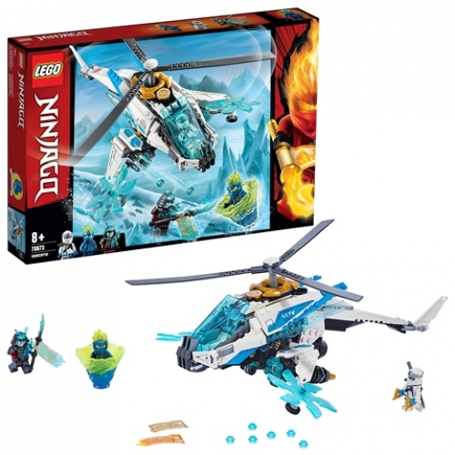 LEGO 70673 Ninjago - ShuriCopter