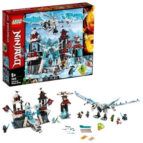LEGO 70678 Ninjago - Festung im ewigen Eis