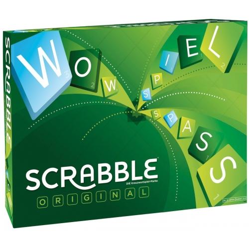 Mattell Scrabble