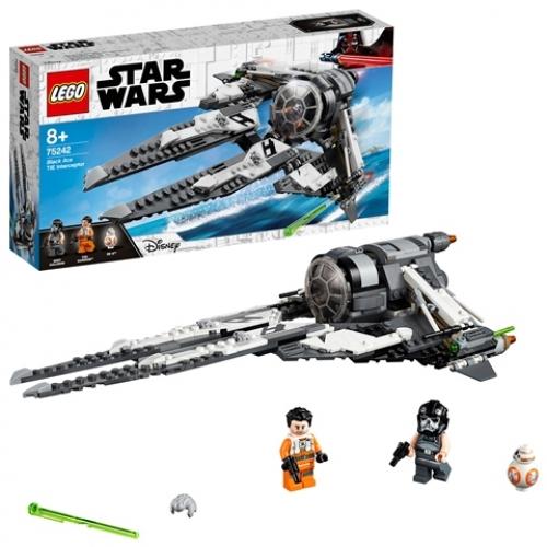 LEGO 75242 Star Wars - TIE Interceptor™ – Allianz-Pilot