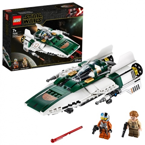 LEGO 75248 Star Wars - Widerstands A-Wing Starfighter™