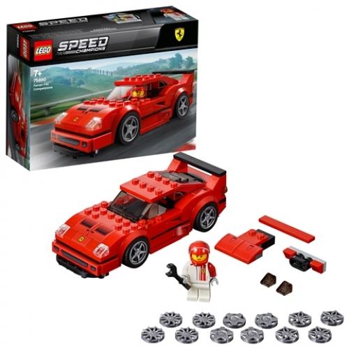 LEGO 75890 Speed Champions - Ferrari F40 Competizione