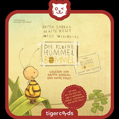 TIGERMEDIA tigercard: Die kleine Hummel Bommel sucht das Glück