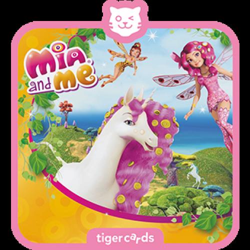 TIGERMEDIA tigercard: Mia and me (1) - Hochzeit bei den Einhörnern
