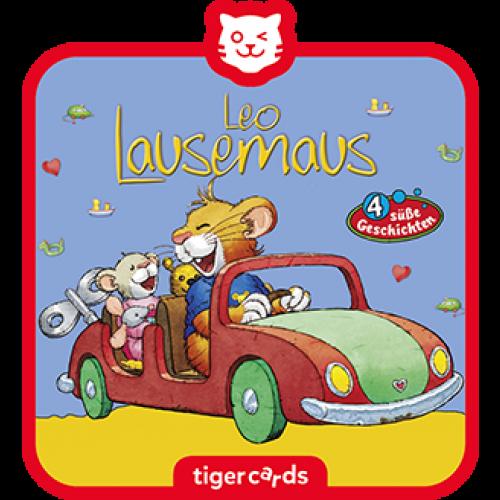 TIGERMEDIA tigercard: Leo Lausemaus (6) - Will nicht teilen