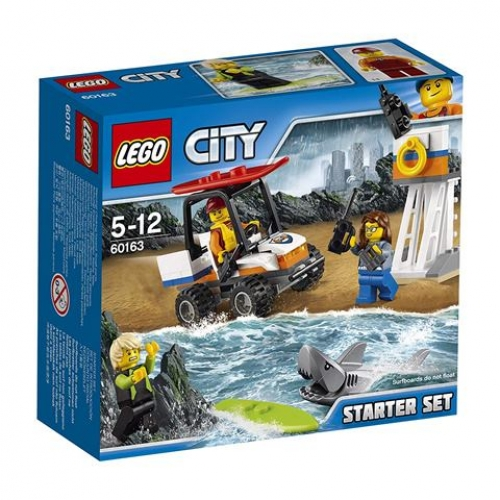 Lego 60163 CITY - Küstenwache Starter-Set