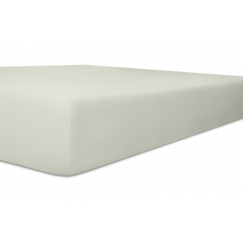 Kneer 50 Fein-Jersey Stretch-Betttuch 140x200cm (versch. Farben)