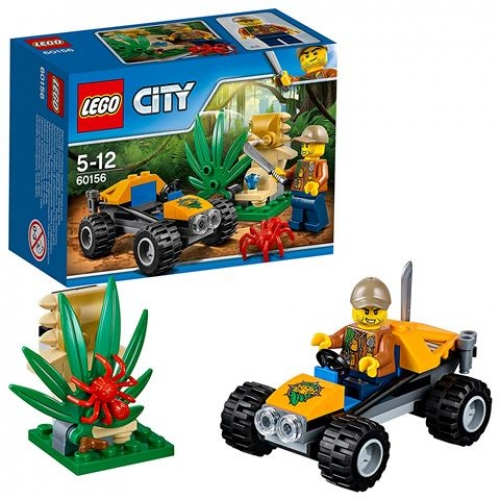 LEGO City 60156 Dschungel-Buggy