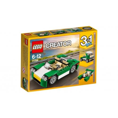 LEGO 31056 CREATOR - Grünes Cabrio