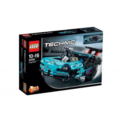 LEGO 42050 TECHNIC -  Drag Racer