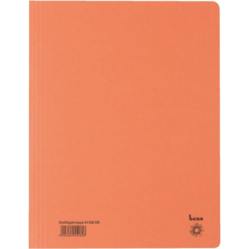 BENE Dreiflügelmappe 81700  A4 orange