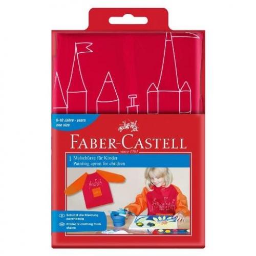 Faber-Castell Malschürze f. Kinder (versch. Farben)