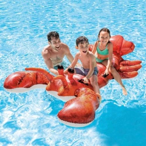 Intex Schwimmtier Krebs