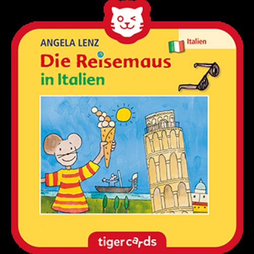 TIGERMEDIA tigercard: Die Reisemaus in Italien