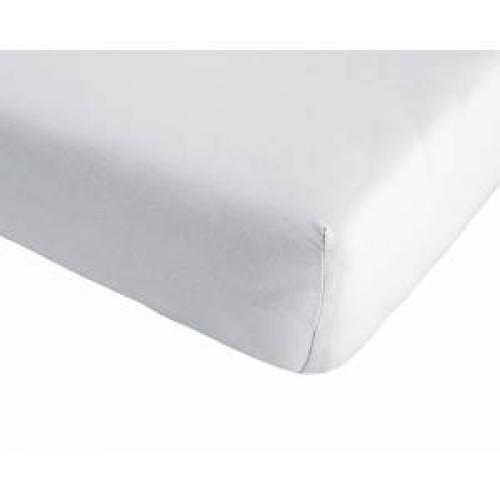 Kneer Qualität 93 *Exclusive-Stretch Spannbetttuch 180x200cm weiss
