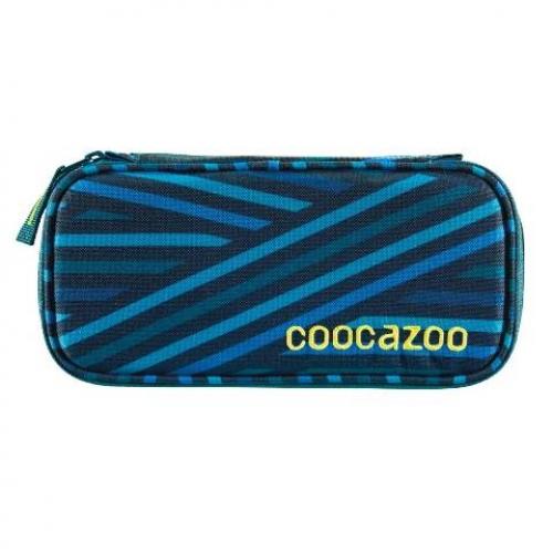 "COOCAZOO Federmäppchen ""PencilDenzel"" (Zebra Stripe Blue)"